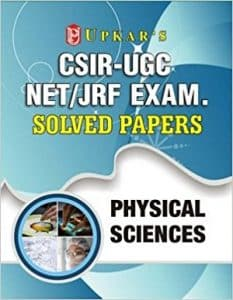 UGC NET Physical Sciences Reference Books 2019