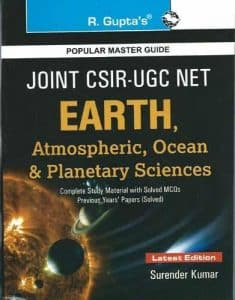 Csir earth science related books pdf