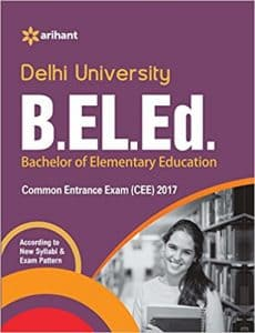 B.El.Ed Entrance Books 2019 Study Materials Best Reference Books