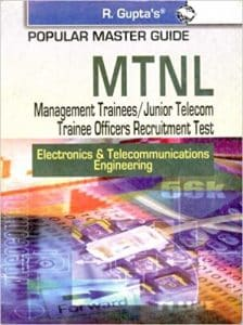 MTNL 2019 Books Best Placement Reference Books