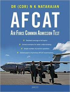 AFCAT Study Materials Books 2019