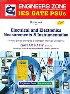 PSU Instrumentation Engineering Books Best Reference Books 2019 study materials