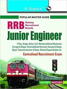 RRB junior engineer electronics books - SuraBooks.com