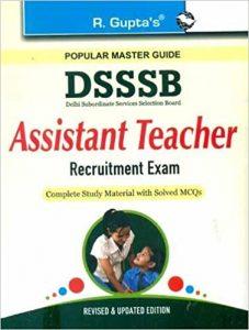 DSSSB TGT-PGT Assistant Teacher Exam Question Papers Books 2019-2020
