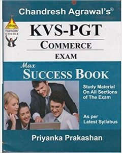 KVS PGT 2019 Preliminary Study Materials And Books for Part I-II