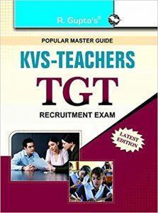 KVS TGT 2019 (Trained Graduate Teachers) Exam Books Guide Tips Materials