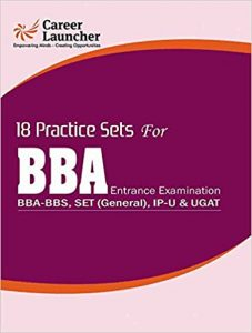 BBA Entrance Books 2019 Study Materials Best Reference Book