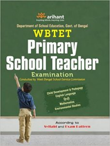WBTET SSC TET 2019 Study Materials Books West Bengal School Service Commission