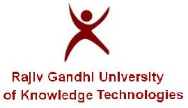 Rajiv Gandhi University of Knowledge Technology Admission