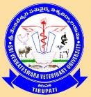Sri Venkateswara Veterinary University Admission 2019-20