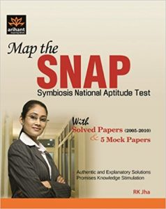 SNAP Books 2019 Study Materials Best Reference Books Symbiosis National Aptitude (SNAP) Exam 2019 for MBA Entrance