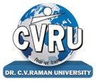 Dr. C.V. Raman University Admission