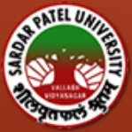 Sardar Patel University Admission