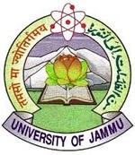 Jammu University M.Sc. Biotechnology Entrance 2016