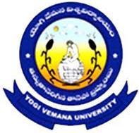 Yogi Vemana University Admission 2019-20