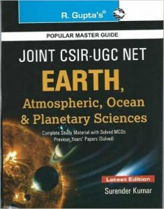 CSIR 2019 Earth Science Books | Study Materials CSIR NET Exam