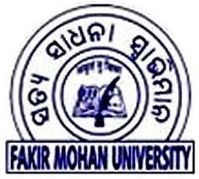 Fakir Mohan University Admission