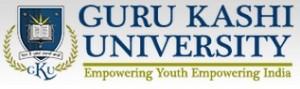 Guru Kashi University Admission
