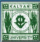 Kalyani University Admission