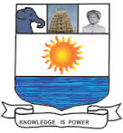 Manonmaniam Sundaranar University Admission
