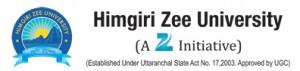 Himgiri Zee University Admission