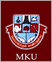 Madurai Kamaraj University M.Sc. Biotechnology Entrance 2016
