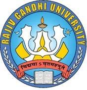 Rajiv Gandhi University Admission 2019-20