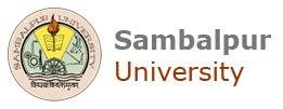 Sambalpur University Admission