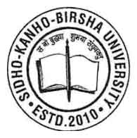 Sidho Kanho Birsha University Admission