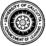 University of Calcutta Admission