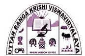 Uttar Banga Krishi Viswavidyalaya Admission