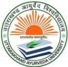 Uttarakhand Ayurveda University Admission