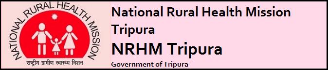 Jobs in NRHM Tripura Recruitment 2017 Download Application Form www.tripuranrhm.gov.in