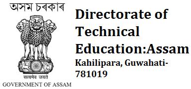 Jobs in DTE Assam Recruitment 2017 Apply Online www.dteassam.in