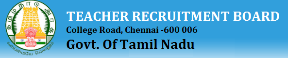 Jobs in TRB Tamil Nadu Recruitment 2017 Apply Online trb.tn.nic.in