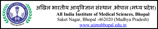 Jobs in AIIMS Bhopal Recruitment 2017 Apply Online www.aiimsbhopal.edu.in