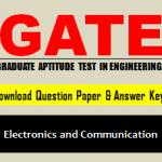 Download GATE EC Question Paper