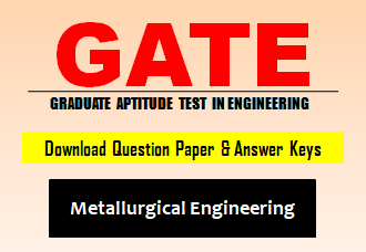 GATE MT Question Paper 2020 Download Free PDF