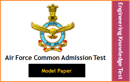 AFCAT EKT Computer Science Model Question Paper 2020