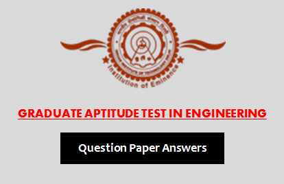 GATE BM Question Paper 2020