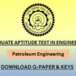 GATE Petroleum Engineering