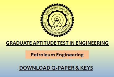 GATE PE Question Paper 2020 Download Free PDF