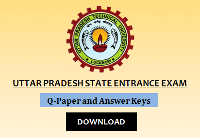 UPSEE SET AA Question Paper 2019