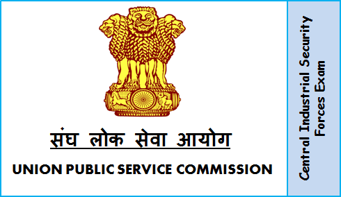 UPSC CISF Exam Question Paper 2020 Download Pdf