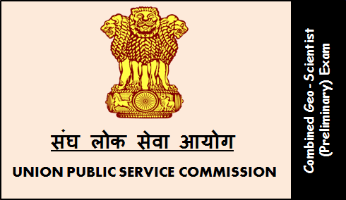 UPSC Combined Geo-Scientist Exam Question Paper 2020 Download