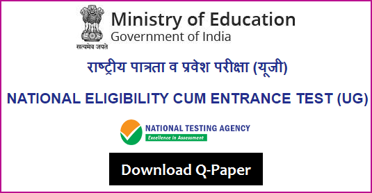 NEET English Question Paper 2020