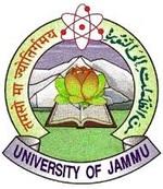 University of Jammu Admission