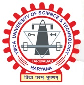 YMCA University of Science and Technology Admission