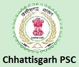 Jobs in Chhattisgarh PSC Recruitment 2017 Apply Online psc.cg.gov.in