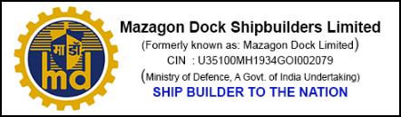 Jobs in Mazagon Dock Recruitment 2017 Apply Online www.mazdock.com